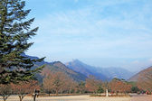 Landscape at Seoraksan Korea. — Stock Photo