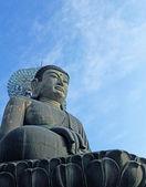 Big Buddha Seoraksan Korea. — Stock Photo