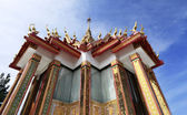 Temple - Wat Thailand beautiful — ストック写真