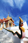Temple - Wat Thailand beautiful — Stock Photo