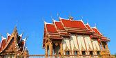 Skulptur messen - wat thai — Stockfoto