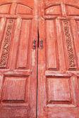 Kapı ahşap vintage — Stok fotoğraf