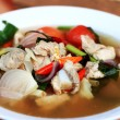 Pork and lemon soup - thaifood — Stock Photo #38949179