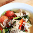 Pork and lemon soup - thaifood — Stock Photo #38949339