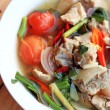 Pork and lemon soup - thaifood — Stock Photo #38949455