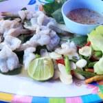 Shrimp sauce is Thailand — Stock Photo #40296037