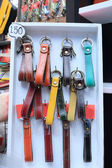 Shop Keychain handmade vintage — Stockfoto