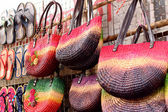 Thailand handmade bags embroidery — Стоковое фото