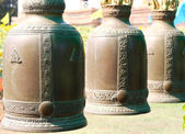 Tempel klokken — Stockfoto