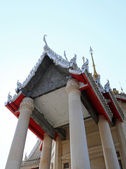 Sculpture measuring - Wat Thai — Foto Stock