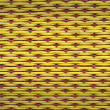 Yellow mat background — Stock Photo