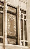 Vintage penceresi — Stok fotoğraf