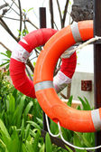 Ring buoy. — Stock Photo