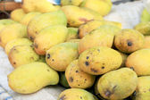 Ripe mango in the market — Stockfoto