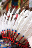Native american indian chief headdress — Stock Photo