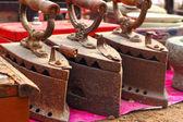 Iron Old Vintage  — Stock fotografie