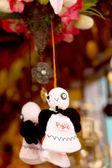 Handmade doll shop — Photo