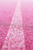 Running track - for the athletes — ストック写真