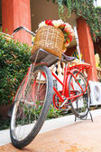 Vintage Bicycle — Stock Photo