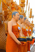 Candle festival in Thailand  — ストック写真