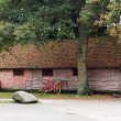Stock Photo: Classical dutch barn