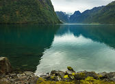 Lake Oldenvatnet in Norway — Stock Photo