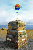 Nordcape in Norway — Stock Photo