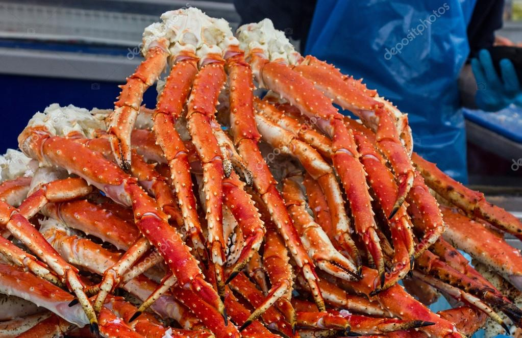 King Crab Meat Meat of King Crabs in Bergen