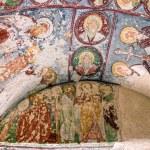 Fresco in cave orthodox church El Nazar, Cappadocia, Turkey — Stock Photo #49847365