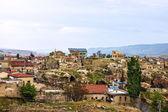 Old town Mustafa Pasha, Cappadocia, Turkey — Stock Photo