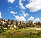 Goreme national park landscape — Stock Photo