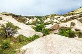 Mountain landscape, Cappadocia, Turkey. — Stock Photo