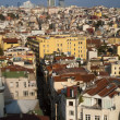 View over Instanbul Turkey — Stock fotografie #16205225