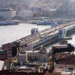 Ataturk bridge Instanbul Turkey — Stockfoto #16205299