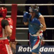 Women's boxing match — Stock Photo #16629201