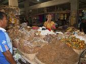 多彩市场在印度尼西亚巴厘岛 — 图库照片