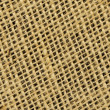 Burlap Background & Texture — Stock Photo