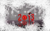 Merry Christmas 2013 — Stock Photo