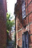 Old Town lane — Stock Photo
