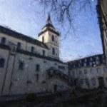 Chapel, Siegurg Germany — Stock Photo