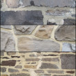 Stone wall - Stockfoto