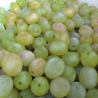 Stock Photo: White grape