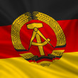 GDR germdemocratic republic — Stock Photo #13767470