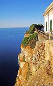 Abyss at Cap de Formentor, Majorca — Stock Photo