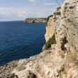 Sea cliffs — Stock Photo