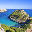 Cala del Moro on the isle Majorca — Stock Photo