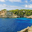 Mediterranean Bay - Stock Photo