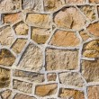 Backgrounds of stone wall — Stock Photo