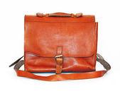 Leather bag — Stock Photo