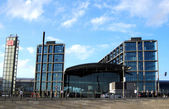 Berlin Hauptbahnhof — Stock Photo
